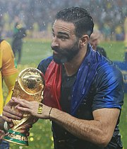 Image illustrative de l'article Adil Rami