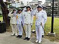 Admiral Cosplayers Salute to Photographers 20140705.jpg