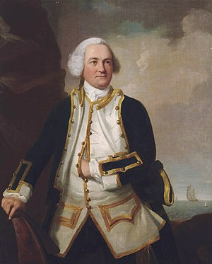 Samuel Graves - Image: Admiral Samuel Graves (1713 1787), by James Northcote
