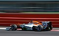 Adrian Sutil Force India 2013 Silverstone F1 Test 005.jpg