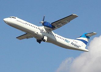Rodez - The ATR 72-500, a 75-seat aircraft, has a daily connection from Rodez-Aveyron to Paris-Orly in 1 hour 25 minutes.