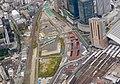 Aerial photo of Kita-Umeda Station 14-Aug-2019.jpg