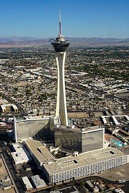 36a7502c5e Stratosphere Las Vegas — Wikipédia