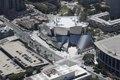 Aerial view of Walt Disney Concert Hall in Los Angeles, California LCCN2013633216.tif