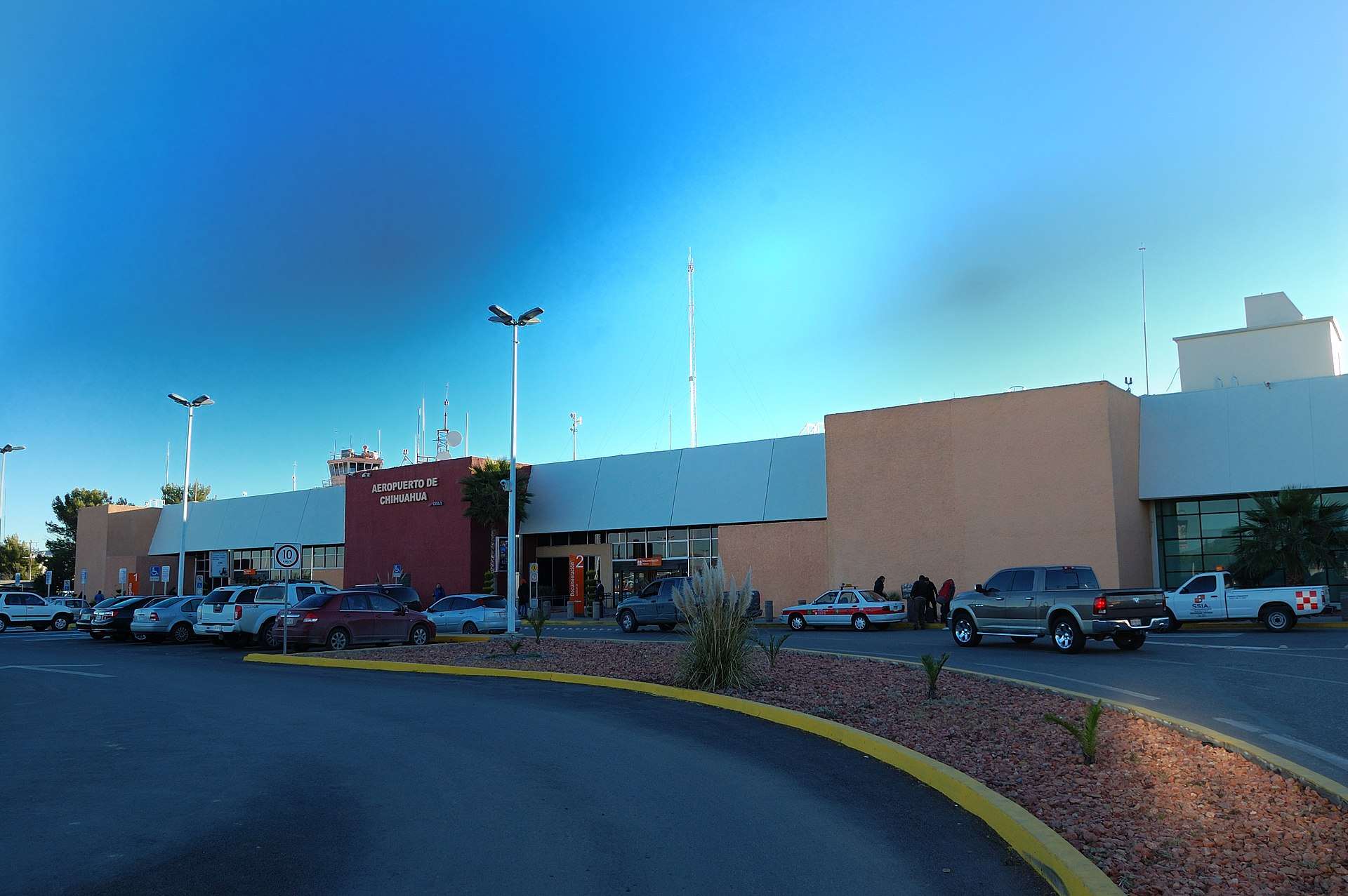 Airport In Juarez Chihuahua Mexico | PETSIDI  |Chihuahua Mexico Airport Sala