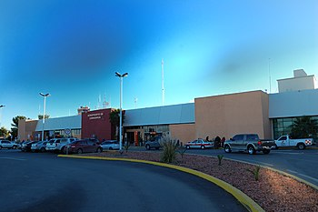 Chihuahua International Airport