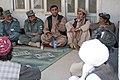 Afghan Local Police Coordinator Abdul Ghaffar visited Belambai villagers 121102-A-AY884-146.jpg