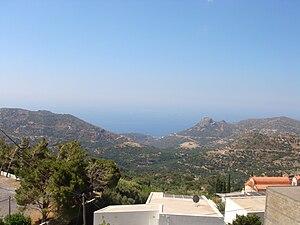 Agios Ioannis, Lasithi - View of Agios Ioannis settlement