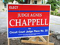 Agnes Chappell for Circuit Judge.JPG