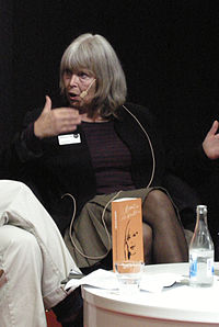 Agneta Plejel at Göteborg Book Fair 2012 2.jpg