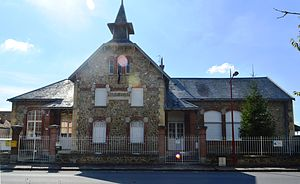 Aguilcourt - The Town Hall