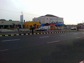 Ilorin Metropolis in Kwara, Nigeria