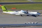 Air Baltic, YL-BBW, Bombardier Dash 8-402Q (22218770085).jpg