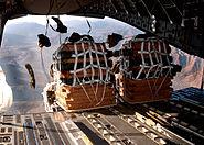 Airdrop pallets