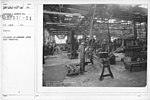 Airplanes - Manufacturing Plants - Cylinder Department after heat treating. Nordyke & Marmon Co - NARA - 17340105.jpg