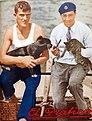 Al Hansen y Vito Dumas - El Gráfico 765.jpg