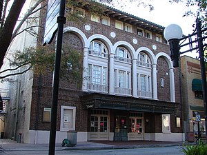 National Register of Historic Places listings in Brevard County, Florida - Image: Aladdin Theater