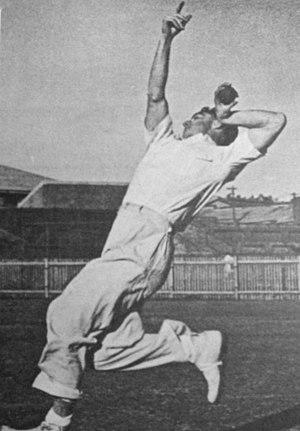 Alan Walker (Australian sportsman) - Image: Alan Walker bowl