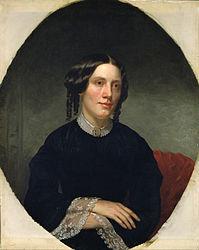 Alanson Fisher: Harriet Beecher Stowe