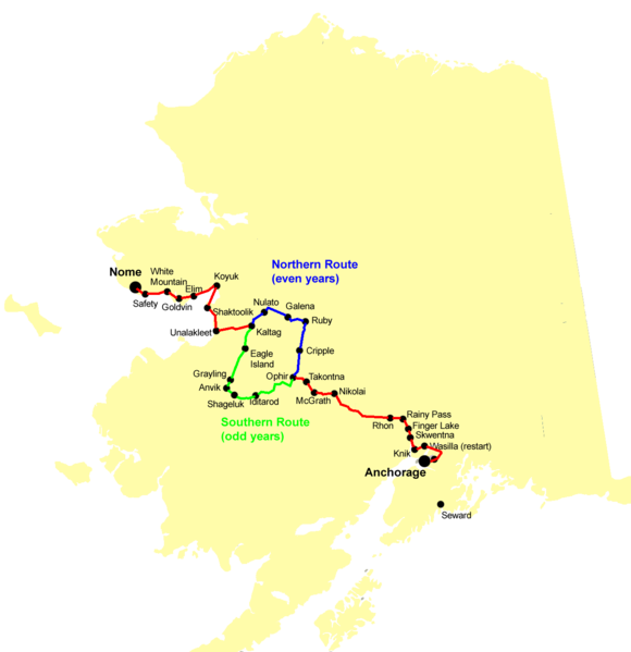 File:Alaska iditarod route.png - Wikipedia, the free encyclopedia