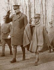 d6eeaaa507 Vittorio Emanuele III con re Alberto I del Belgio.