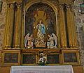 Aldeamayor de San Martin parroquia retablo lateral ni.jpg