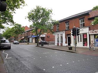 Alderley Edge - London Road