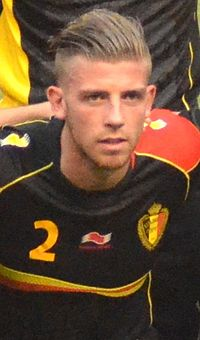 Alderweireld Belgium National Team vs USA 2013 (cropped).jpg