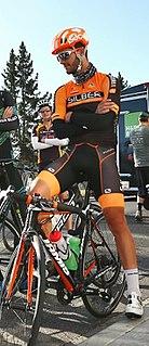 Alec Cowan cyclist