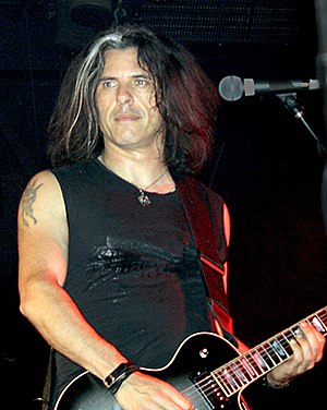 Alex Skolnick - Skolnick in 2011