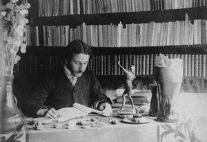 Alexandre Mercereau - Alexandre Mercereau, circa 1906