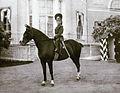 Alexei Nikolaievich of Russia on horseback.jpg