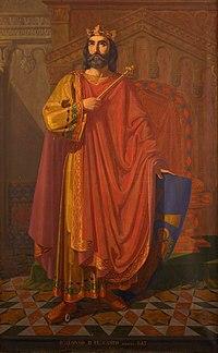 Alfonso II el Casto, rey de Asturias (Museo del Prado).jpg