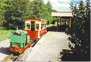 Alford Valley Railway - Alford Railway Station