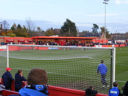 Alfreton Town FC - The Impact Arena - geograph-1084383.jpg