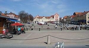 Alingsås - Alingsås town square