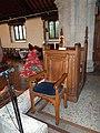 All Saints' Church, Eastleigh- prayer desk - geograph.org.uk - 2708875.jpg