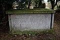 All Saints Church, Berners Roding, Essex external tomb chest 02.jpg