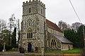 All saints, Chitterne - geograph.org.uk - 1749922.jpg