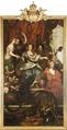 Allegori över konung Karl XIs fredliga regeringr (David Klöcker Ehrenstrahl) - Nationalmuseum - 174872.tif