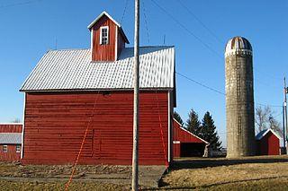 Richard L. and Verda M. Alleman Farm Historic District United States historic place