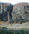 Allt Mhungain falls to the sea - geograph.org.uk - 1750488.jpg