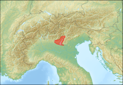 Alps location map (Prealpi Gardesane, AVE).png