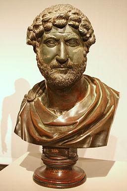 Altes Museum - Kaiser Hadrian