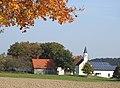 Altomünster - Radenzhofen - Kapelle v NW.jpg