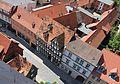 Altstadt Quedlinburg von oben gesehen . IMG 1448WI.jpg