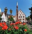Am Marienbrunnern in Bad Mergentheim. 01.jpg