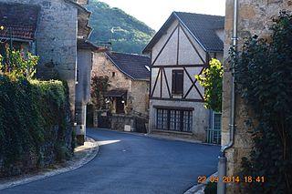 Ambeyrac Commune in Occitanie, France