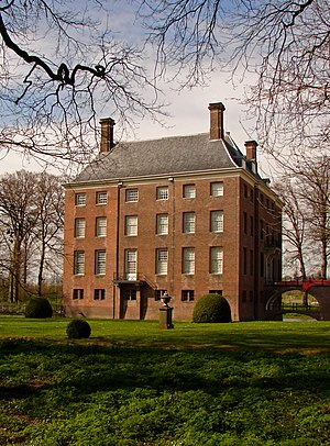 Amerongen Castle - Built for Godard Adriaan van Reede (1621–1691)