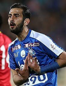 Amin Hajmohammadi - Esteghlal vs. Foolad.jpg
